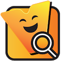 Vuclip Search: Video on Mobile icon