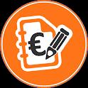 Notes de frais icon