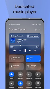 Mi Control Center: Notifications and Quick Actions 3