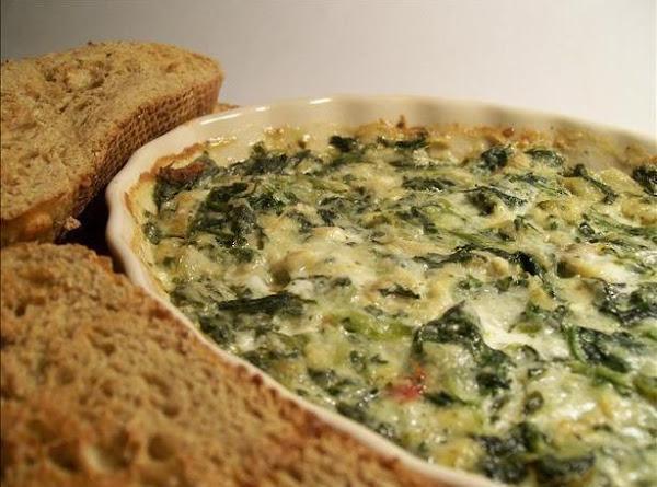 Brother's Spinach Artichoke Dip Recipe
