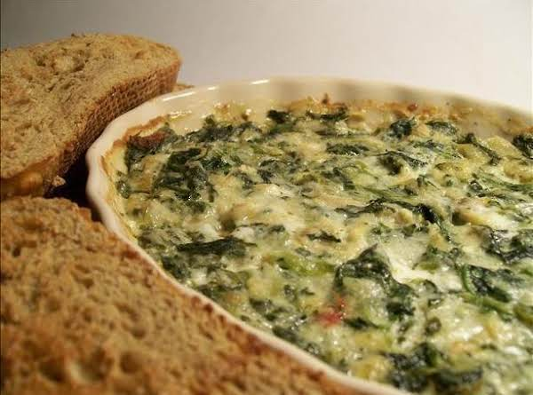 Brother's Spinach Artichoke Dip Recipe