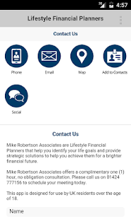 Lifestyle Financial Planners- screenshot thumbnail