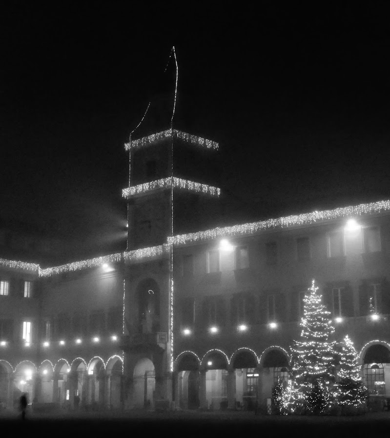 Winter lights di Francine