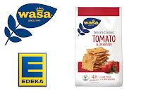 Angebot für Wasa Delicate Crackers Tomato  & Oregano bei EDEKA im Supermarkt