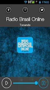 radiobrasilonline screenshot 0