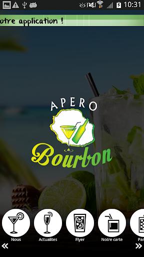 Apéro Bourbon