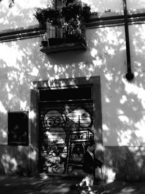 Città macchiata dal sole di Whisper