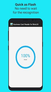 Business Card Reader Free for Bitrix24 CRM- screenshot thumbnail