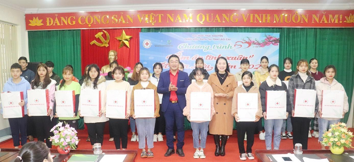 Hội Chữ Thập đỏ cơ sở Phân hiệu ĐHTN tại tỉnh Lào Cai chú trọng công tác xây dựng và phát triển tổ chức hội, thiết thực chào mừng Đại hội Hội Chữ Thập đỏ lần thứ II, nhiệm kỳ 2021 – 2026