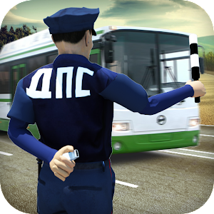 Traffic Police in Moscow 2016 for PC and MAC