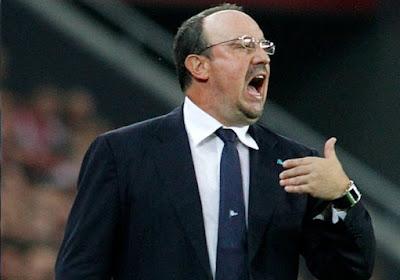 Un retour de Benitez en Angleterre ?