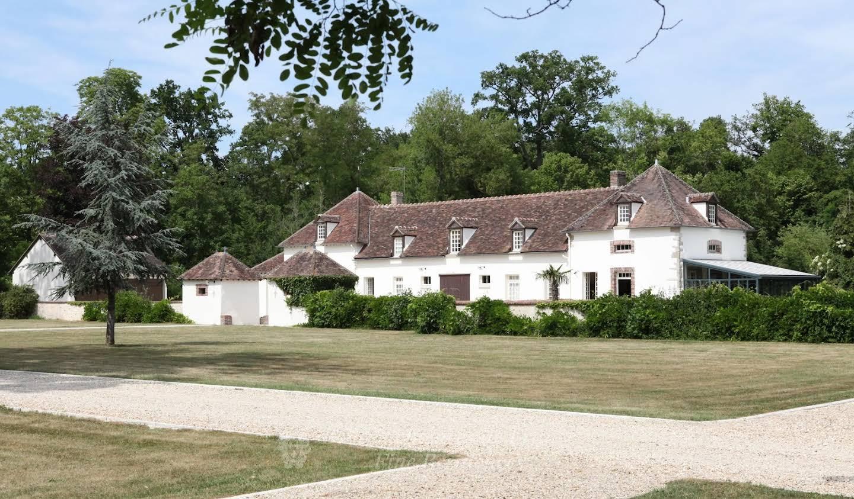 Maison avec piscine Nogent-sur-Vernisson