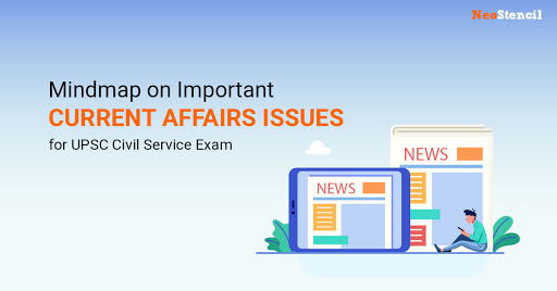 Mindmaps on Important Current Issues for UPSC Civil Services Exam