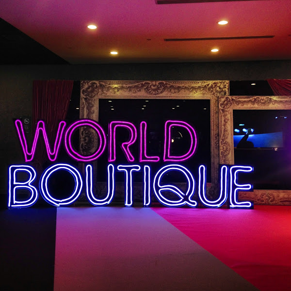 Photo: at World Boutique