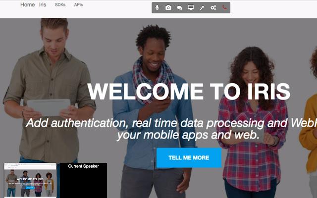 Irus Desktop Share Extension