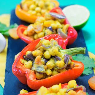 Stuffed Bell Pepper Curry Recipes