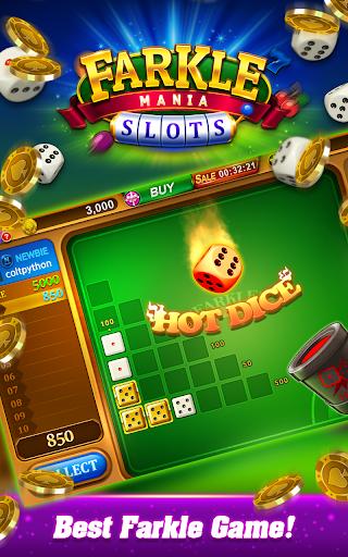 Farkle mania - slots, dice cheat screenshots 1
