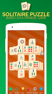 Mahjong Solitaire - Blue and Green Edition - náhled