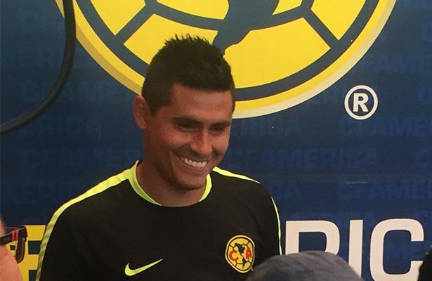Osvaldo Martínez, ansioso por volver a las canchas