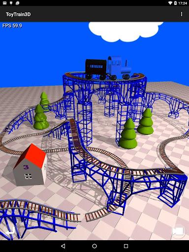 Toy Train 3D 2.1.24 Windows u7528 10