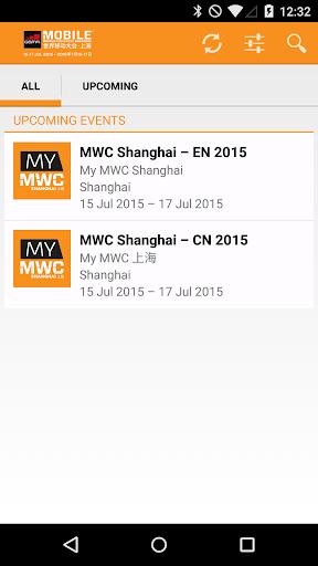 名称: My MWC 上海
