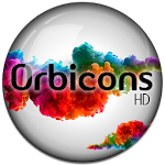 Icon Pack HD Orbicons v4.0
