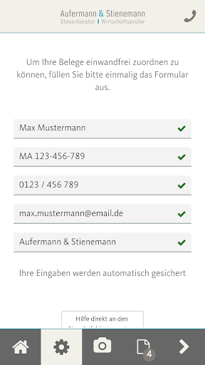 AS-Steuern screenshot 2