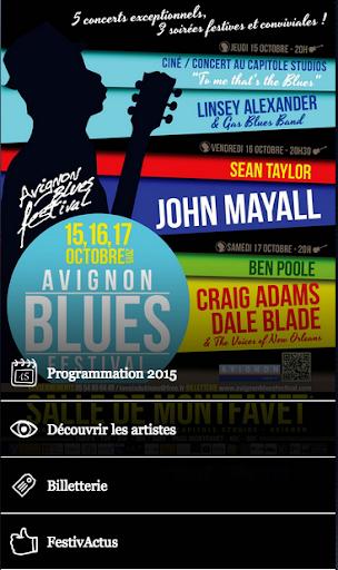 Avignon Blues Festival