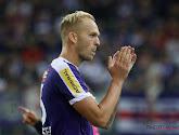 De Beerschot-middelvelder blesseerde zich vorige week tijdens de wedstrijd met KV Mechelen