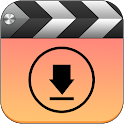 download video downloader icon