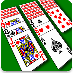Solitaire Free 8-bit for PC and MAC
