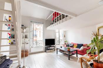 Appartement 2 pièces 34,78 m2