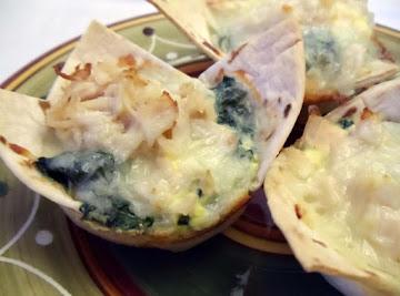 Breakfast Egg Crowns Recipe