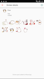 WAStickerApps - Cute Stickers for WhatsApp Screenshot