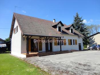 maison à Le Deschaux (39)