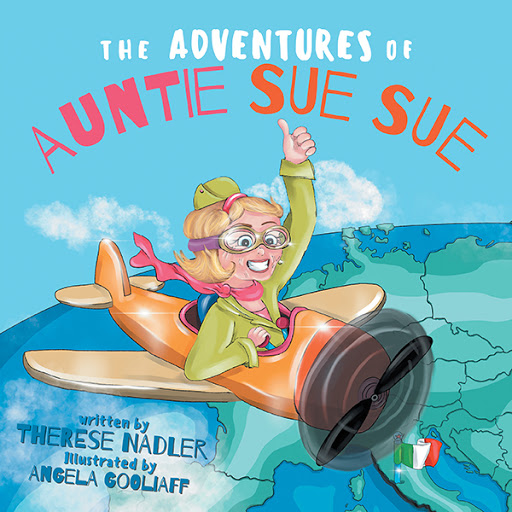 The Adventures of Auntie Sue Sue cover
