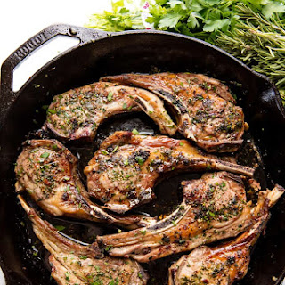 Black Pepper Lamb Chop Recipes.