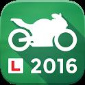 UK Motorcycle Theory Test icon