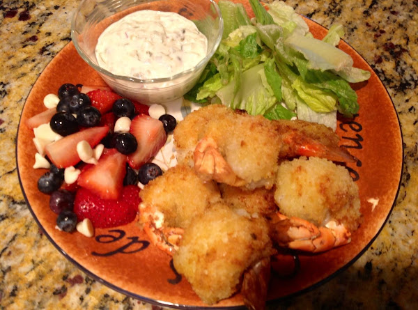 Oven Fried Prawns Recipe