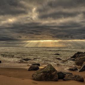 praia grande by Gjunior Photographer - Landscapes Beaches ( natural, beach, landscape )