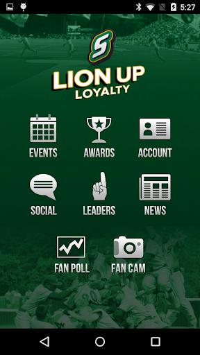 Lion Up Loyalty