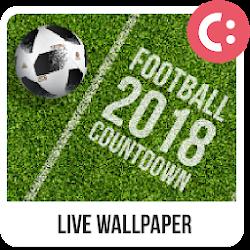 Football 2018 Countdown