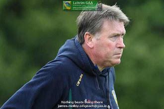 Photo: Gerry Clarke, Senior Team Manager 2012 & 2013