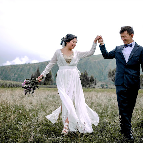 Fotógrafo de bodas Bruno Cruzado (brunocruzado). Foto del 08.03.2018