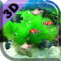 Aquarium 3D Live Wallpaper icon