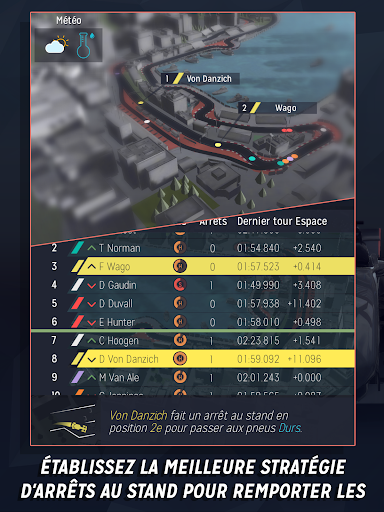 Motorsport Manager Mobile image 14