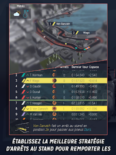 Motorsport Manager Screenshot 15