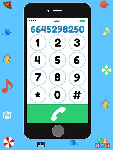 Baby Real Phone. Kids Game 1.13 screenshots 9
