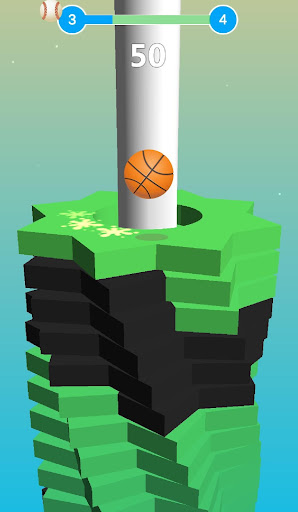Stack Jump Ball 1.0.10 screenshots 5