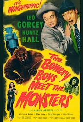 Bowery Boys: The Bowery Boys Meet The Monsters